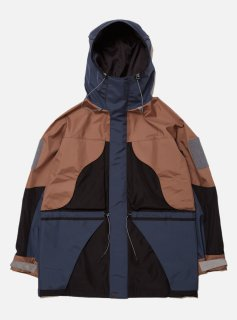 <img class='new_mark_img1' src='//img.shop-pro.jp/img/new/icons5.gif' style='border:none;display:inline;margin:0px;padding:0px;width:auto;' />3 LAYER EXTREME STORM JACKET(BROWN MULTI)