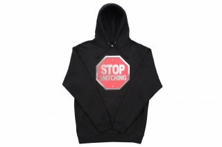 <img class='new_mark_img1' src='//img.shop-pro.jp/img/new/icons5.gif' style='border:none;display:inline;margin:0px;padding:0px;width:auto;' />Stop Snitching Hoodie(BLACK)