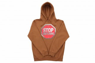 <img class='new_mark_img1' src='//img.shop-pro.jp/img/new/icons5.gif' style='border:none;display:inline;margin:0px;padding:0px;width:auto;' />Stop Snitching Hoodie(BROWN)