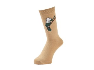 <img class='new_mark_img1' src='//img.shop-pro.jp/img/new/icons5.gif' style='border:none;display:inline;margin:0px;padding:0px;width:auto;' />SOCK BIRD SOCKS(BEIGE)