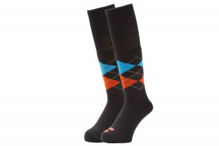 <img class='new_mark_img1' src='//img.shop-pro.jp/img/new/icons5.gif' style='border:none;display:inline;margin:0px;padding:0px;width:auto;' />TUBE ARGAYLE SOCKS(BLACK)