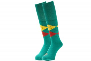 <img class='new_mark_img1' src='//img.shop-pro.jp/img/new/icons5.gif' style='border:none;display:inline;margin:0px;padding:0px;width:auto;' />TUBE ARGAYLE SOCKS(GREEN)