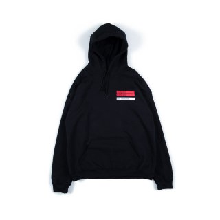 <img class='new_mark_img1' src='//img.shop-pro.jp/img/new/icons5.gif' style='border:none;display:inline;margin:0px;padding:0px;width:auto;' />Red Central Magic Circle Hooded Sweatshirt (Black)
