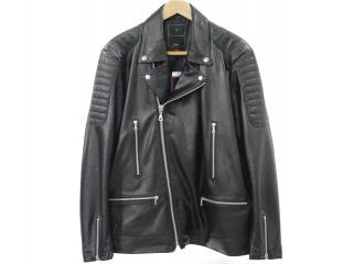 <img class='new_mark_img1' src='//img.shop-pro.jp/img/new/icons50.gif' style='border:none;display:inline;margin:0px;padding:0px;width:auto;' />LUXX BIKER JACKET AT(LUX BLACK) -MAGIC STICK- 14AW