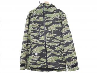 WP ASSIMILATION JACKET(TIGER STRIPE) -MAGIC STICK- 14AW