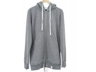 <img class='new_mark_img1' src='//img.shop-pro.jp/img/new/icons50.gif' style='border:none;display:inline;margin:0px;padding:0px;width:auto;' />WILLAMBERG HOODIE(H.GRAY) -MAGIC STICK- 14AW