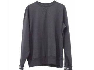 URA SWEAT 2(BLACK) -ETHOS- 14AW