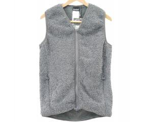 MONSTER FLEECE C-VEST(GRAY) -VAINL ARCHIVE- 14AW