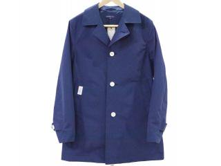 3-layer stand fall collar coat -GOFUKUSAY- 14AW