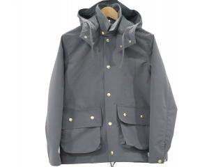 <img class='new_mark_img1' src='//img.shop-pro.jp/img/new/icons50.gif' style='border:none;display:inline;margin:0px;padding:0px;width:auto;' />3-layer coach jacket(GRAY) -GOFUKUSAY- 14AW