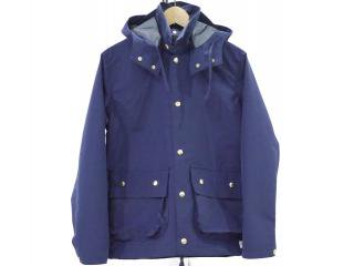 <img class='new_mark_img1' src='//img.shop-pro.jp/img/new/icons50.gif' style='border:none;display:inline;margin:0px;padding:0px;width:auto;' />3-layer coach jacket(NAVY) -GOFUKUSAY- 14AW