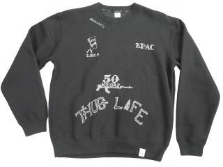 "<img class='new_mark_img1' src='//img.shop-pro.jp/img/new/icons50.gif' style='border:none;display:inline;margin:0px;padding:0px;width:auto;' />THUG CREW SWEATER ""PAC"