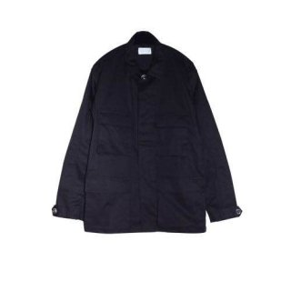 BATTLE DRESS JACKET(NAVY) -FORTYFOUR- 15SS