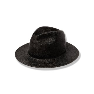 <img class='new_mark_img1' src='//img.shop-pro.jp/img/new/icons50.gif' style='border:none;display:inline;margin:0px;padding:0px;width:auto;' />WIDE BRIMMED HAT(BLACK) -MAGIC STICK- 15SS