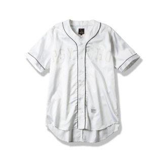 LUX BB SHIRT(WHITE) -MAGIC STICK- 15SS