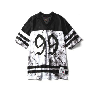 URBAN GAME JERSEY(BLACKxSPLATTER) -MAGIC STICK- 15SS
