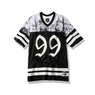 URBAN GAME JERSEY(SPLATTERxBLACK) -MAGIC STICK- 15SS
