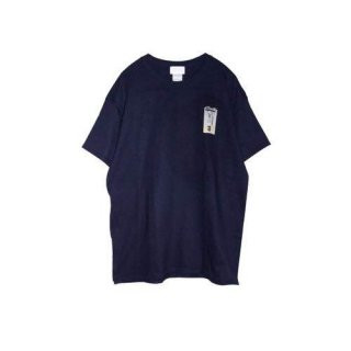 BATTERY TEE(NAVY) -FORTYFOUR- 15SS