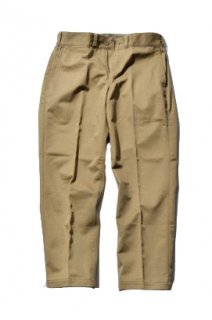 """STANDARD""  WORK PANTS(BEIGE) -TR.4 SUSPENSION-"