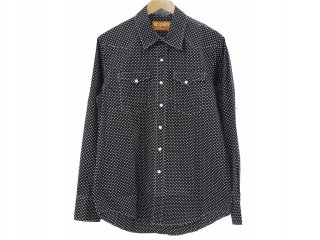 """WESTERN . SHIRTS""  BIG or SMALL(BIG DOT)【ウエスタンシャツ】 -TR.4 SUSPENSION-"