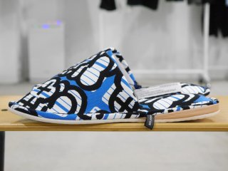 SLIPPER L -FABRICK® × MQ/MQ Planet-