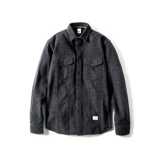 TYPE 3 NEL JKT(BLACK) -MAGIC STICK- 15FW