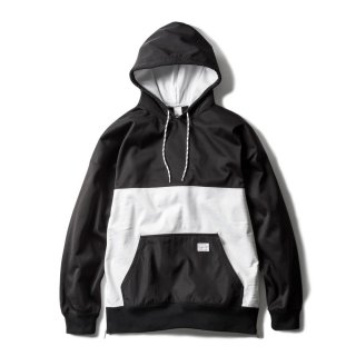 <img class='new_mark_img1' src='//img.shop-pro.jp/img/new/icons50.gif' style='border:none;display:inline;margin:0px;padding:0px;width:auto;' />CHAMPS HOODIE ver.2(BLACK×WHITE) -MAGIC STICK- 15FW
