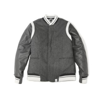 <img class='new_mark_img1' src='//img.shop-pro.jp/img/new/icons50.gif' style='border:none;display:inline;margin:0px;padding:0px;width:auto;' />TAILORED VARSITY JACKET (SOLID) -MAGIC STICK- 16SS SPOT NEW YEAR SPECIAL PRODUCTS