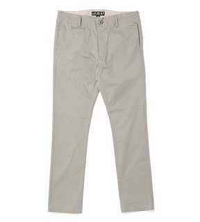 TAPERED FIT CHINO PANT(GRAY) -BAL- 15FW