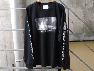 <img class='new_mark_img1' src='//img.shop-pro.jp/img/new/icons50.gif' style='border:none;display:inline;margin:0px;padding:0px;width:auto;' />L/S T-SHIRT(BLACK) -SUBAGE- 16S/S