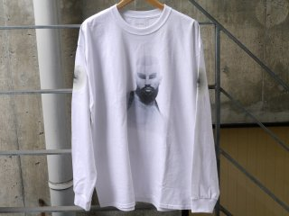 L/S T-SHIRT(WHITE) -SUBAGE- 16S/S