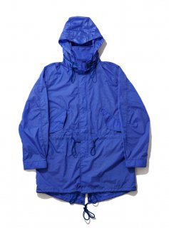 <img class='new_mark_img1' src='//img.shop-pro.jp/img/new/icons50.gif' style='border:none;display:inline;margin:0px;padding:0px;width:auto;' />PACKABLE FISHTAIL PARKA(BLUE) -BAL- 16S/S