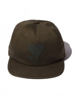 BEP×INTERFACE BASEBALL CAP(KHAKI) -BLACK EYE PATCH×INTERFACE- 16S/S