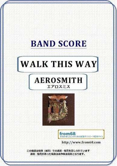 エアロスミス(AEROSMITH) / WALK THIS W...
