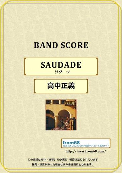 高中正義 / SAUDADE (サダージ) バンド...