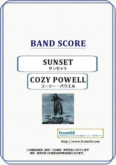 gary moore sunset pdf