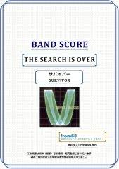 サバイバー(SURVIVOR)  THE SEARCH IS OVER バンド・スコア(TAB譜) 楽譜