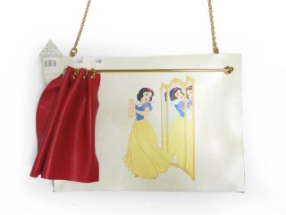Curtein bag 【Snow White】