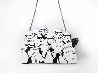 【STAR WARS】 Stormtrooper™ Bag 2way