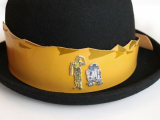 【STAR WARS】HAT BELT[R2-D2™&C-3PO™]