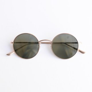 【OLIVER PEOPLES】×【THE ROW】オリバーピープルズ ×ザ ロウ AFTER MIDNIGHT BGGM-G.GLD MIR