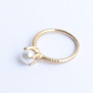 【PEARLS BEFORE SWINE】パールズビフォースワイン アコヤパールリング 14k リング 指輪