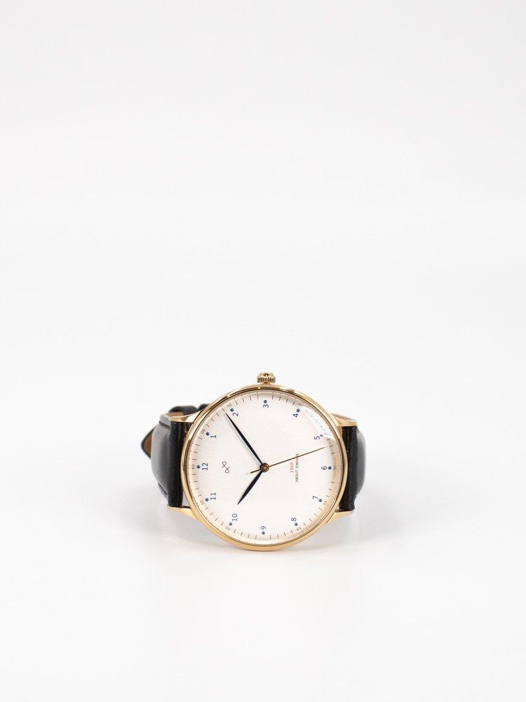 sale retailer f436f d1bc8 【ABOUT VINTAGE】アバウトヴィンテージ 1969 Vintage 時計 ゴールド ブラックストラップ - DF TOKYO