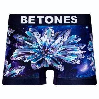 【BETONES】ビトーンズ GALAXY FLOWER ボクサーパンツ【メンズ】