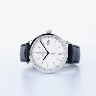 【Melbourne Watch Company】メルボルンウォッチカンパニー FLINDERS AUTO CLASSIC BK