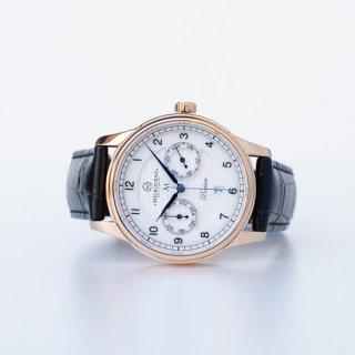 【Melbourne Watch Company】メルボルンウォッチカンパニーPORTSEA CALENDAR CLASSIC ROSE BK
