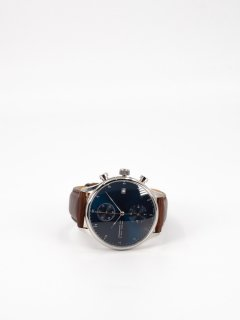 【ABOUT VINTAGE】アバウトヴィンテージ 1815 CHRONOGRAPH クロノグラフ時計 ブルー