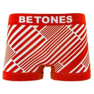 【BETONES】ビトーンズ MINERAL red  ボクサーパンツ【メンズ】