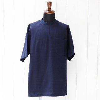 【PINE】 パイン クルーネックポケットTシャツ ネイビー WEARPINE