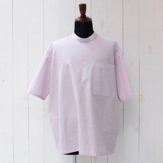 【 SHARON WAUCHOB】 シャロンワコブ スタンドカラー半袖シャツ ピンク